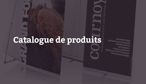 Catalogue de produit
