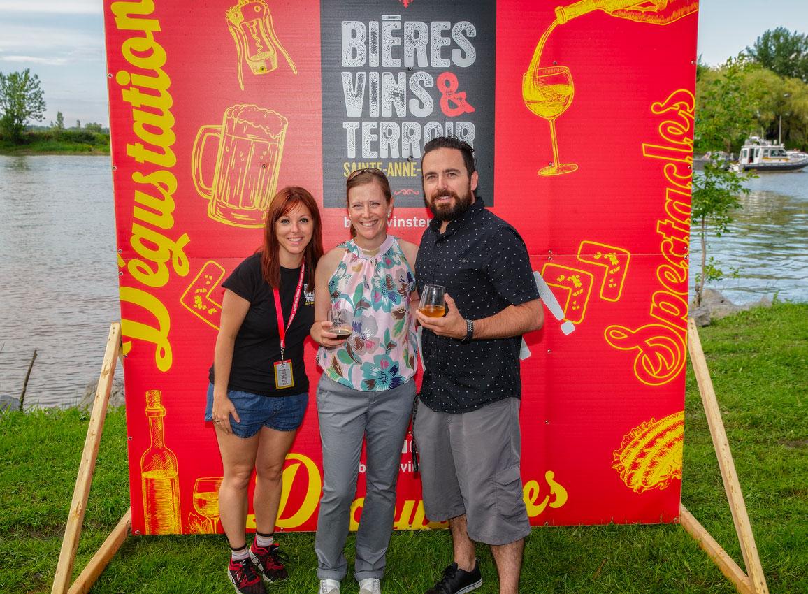 Bières vins & terroir